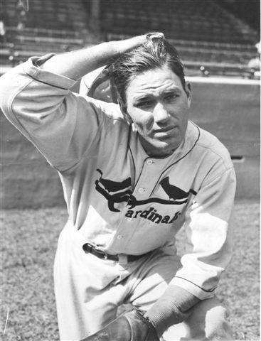 Dizzy Dean of the 1934 St. Louis Cardinals